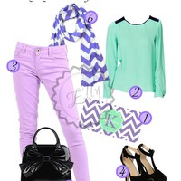 My style - cool outfit sets