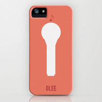 Glee - Minimalist iPhone & iPod Case by Marisa Passos