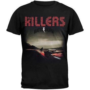 The Killers - Album Cover 2012 Tour T-Shirt