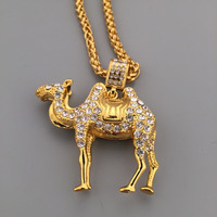 Gift Shiny New Arrival Jewelry Stylish Fashion Hip-hop Club Necklace [6542752707]