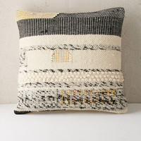 Woven Loop Pillow | Urban Outfitters