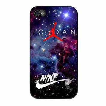 VONR3I Nike Air Jordan Jump Man Air Nebula iPhone 4 Case