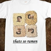 that so ramen t-shirt
