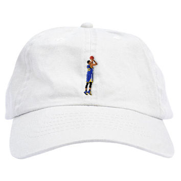 Clutch Jumper Steph Curry Dad Hat