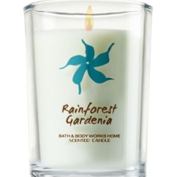 Medium Candle Rainforest Gardenia