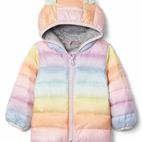 ColdControl Lite bear puffer | Gap