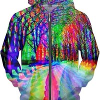 Psychedelic Forest