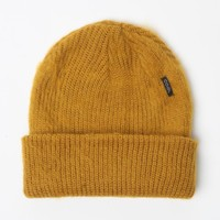 Coal The Scotty Beanie - Mens Hats - Yellow - NOSZ