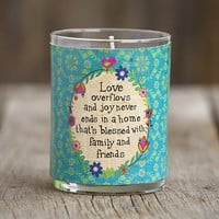 BLESSED HOME NATURAL LIFE SOY CANDLE