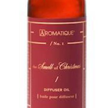 SMELL OF CHRISTMAS Aromatique Reed and Ceramic Diffuser Oil Refills - 4oz