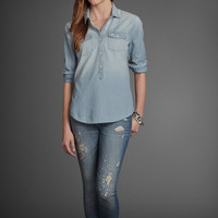 Kenzie Denim Shirt