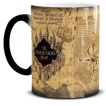 Harry Potter Magical Mugs