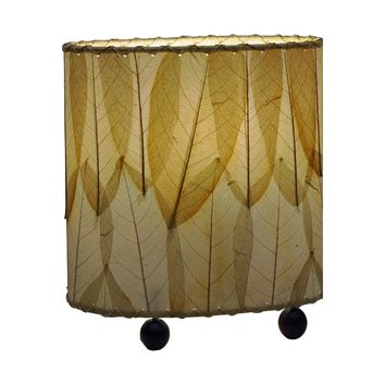 Mini Guyabano Table Lamp Natural
