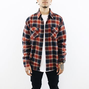 Ryan Flannel (Orange)