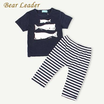New Baby clothes sets baby girls clothing sets baby boy clothes set short-sleeve and pants