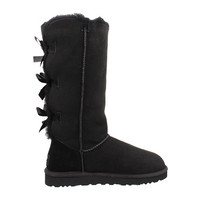 UGG Bailey Bow Tall Black - Zappos.com Free Shipping BOTH Ways