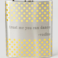 Trust Me You Can Dance Flask