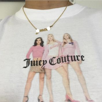 "Mean Girls ""Juicy Couture"" Tee"