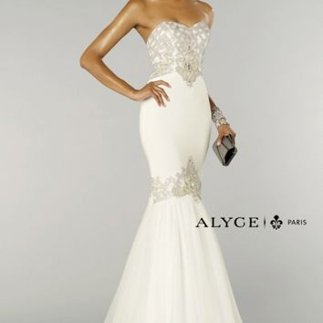 Alyce Paris Prom 6337