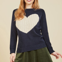 Satisfied Soul Sweater | Mod Retro Vintage Sweaters | ModCloth.com