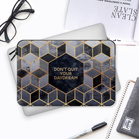 Dont Quit Your Daydream Macbook 12 Sleeve by Elisabeth Fredriksson | Casetify