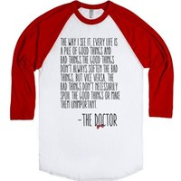 The Good Things-Unisex White/Red T-Shirt