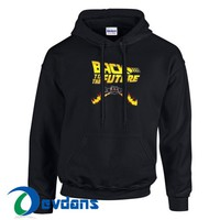 Back To The Future Hoodie Unisex Adult Size S to 3XL | Back To The Future Hoodie