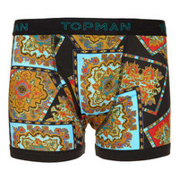 Coloured Baroque Underwear - Men's Underwear - Clothing