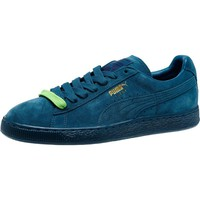 Best Deal Puma Suede Classic Mono Iced Women Men Sneaker Navy