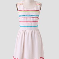 Dreamer Embroidered Dress
