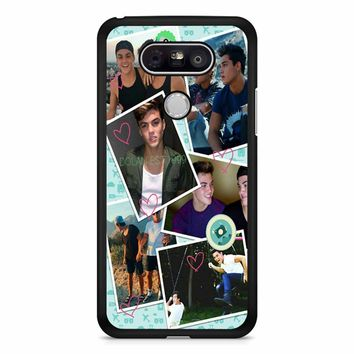 Dolan Twins Photo Collage LG G5 Case