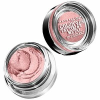 Maybelline EyeStudio Color Tattoo Metal 24hr Cream Gel Shadow, Inked In Pink