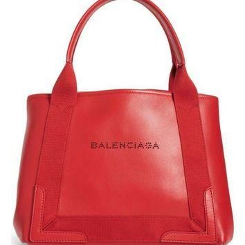 ONETOW balenciaga small cabas leather tote nordstrom 2