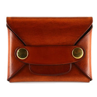 Rivet Wallet, Tan