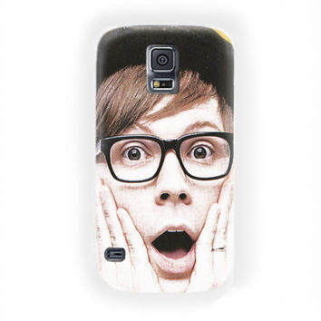 Fall Out Boy Patrick Stump For Samsung Galaxy S5 Case