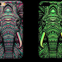 Elephant mobile phone case for iphone 5 5s SE 6 6s 6plus 6s plus + Nice gift   box!