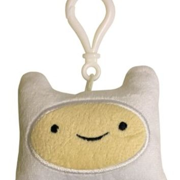 Finn Head Plush Adventure Time Backpack Clip - Buy Online at Grindstore.com