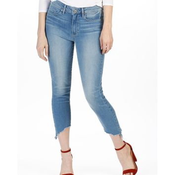 Hoxton Crop High Rise Skinny
