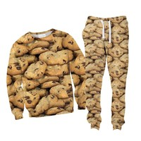 Cookies Combo Sweater + Joggers