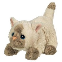 HASBRO FURREAL FRIENDS® SNUGGIMALS™ SNUG-A-BOOTSIE™ - Birman Kitten