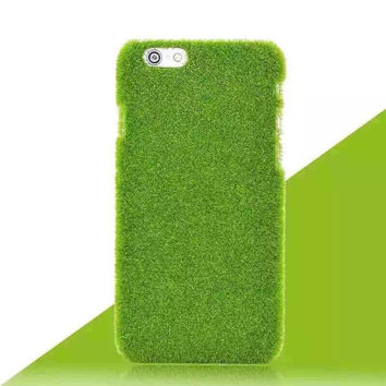 Real Turf iPhone Case