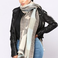 Made In Manhattan Long Scarf - Black