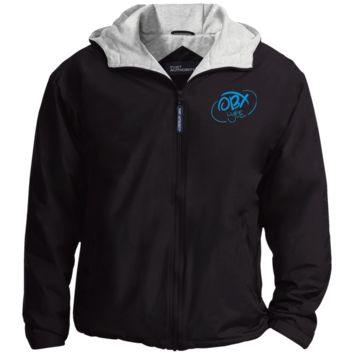 Sky Blue OBX Lyfe Port Authority Jacket in 6 Colors