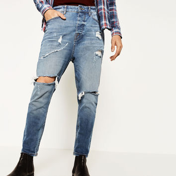 CARROT JEANS