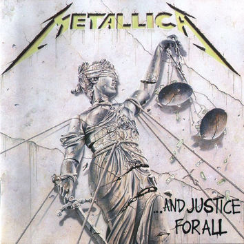 Metallica : ...and Justice For All 2xLP RE