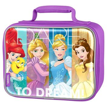 Thermos Soft Lunch Kit, Disney Princesses