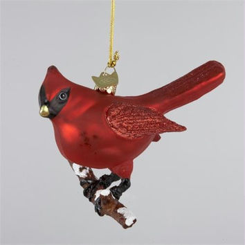 Christmas Ornament - Red Cardinal