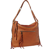 Big Buddha Hadley Chain Hobo Bag