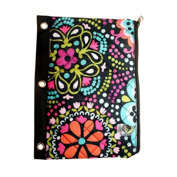 Kids Kaleidoscope Binder Pencil Pouch - CASE OF 96