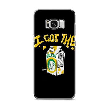 Acid Rap Juice Samsung Galaxy S8 | Galaxy S8 Plus case